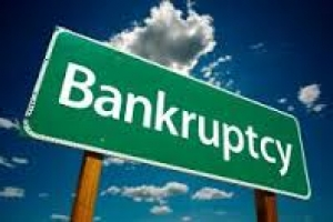 Bankruptcy in Italy.