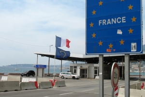 Temporary reintroduction of border control at internal borders.