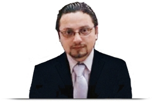 Lawyer Rami Jalbout
